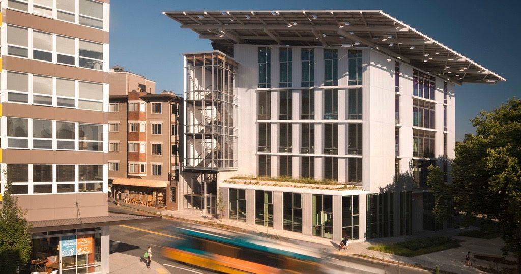 Bullitt Center, Bullitt Foundation, Seattle