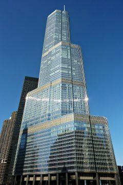 Trump International Hotel Chicago, LEED, Basil D. Soufi